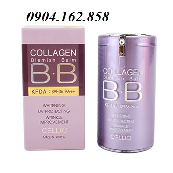 BB Cream Collagen Cellio - BB Cream Collagen Cellio