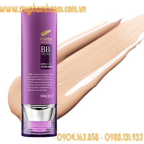 BB Cream Power Perfection The Face Shop - Giá 430k/ Hộp 40ml