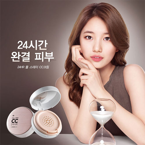 CC Cream Full Stay 24h The Face Shop - CC Cream Full Stay 24h The Face Shop