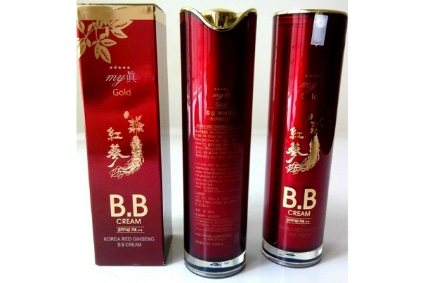 BB Cream Sâm Đỏ My Gold Hàn Quốc - BB Cream Sam Do My Gold Han Quoc
