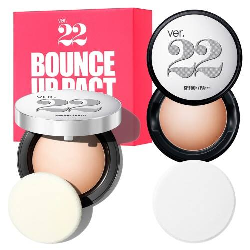Phấn tươi Ver 22 Bounce Up Pact SPF 50/PA+++ Chosungah - Phan tuoi Ver 22 Bounce Up Pact SPF 50/PA+++ Chosungah