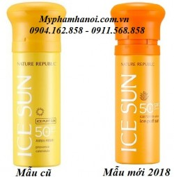 Kem Chống Nắng Ice Sun Natural Republic SPF50 - Kem Chong Nang Ice Sun Natural Republic SPF50
