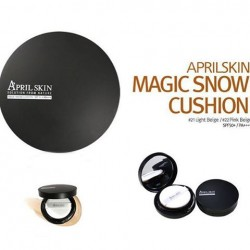 Phấn Nước Ma Thuật April Skin Magic Snow Cushion SPF 50++ - Phan Nuoc Ma Thuat April Skin Magic Snow Cushion SPF 50++