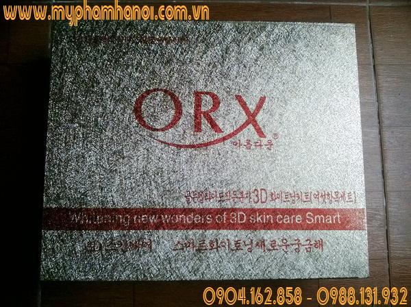 Bộ mỹ phẩm phẩm trị nám tàn nhang, làm trắng da cao cấp Aoruixi 5in1.