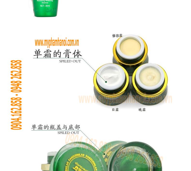 Bộ mỹ phẩm Hoàng Cung Danxuenilan 5in1 chính hãng từ Aliexpress Bộ Mỹ Phẩm Hoàng Cung Danxuenilan 5in1 Chính Hãng Từ Aliexpress - Mỹ Phẩm Hà Nội