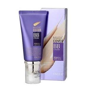BB Cream Magic Cover The Face Shop - BB Cream Magic Cover The Face Shop