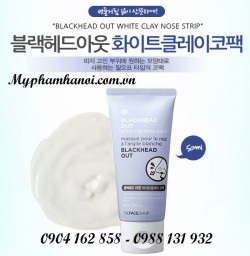 Gel Lột Mụn Đầu Đen Blackhead Out The Face Shop - Gel Lot Mun Dau Den Blackhead Out The Face Shop