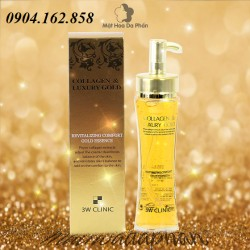 TINH CHẤT DƯỠNG DA COLLAGEN & VÀNG 3W CLINIC COLLAGEN & LUXURY GOLD ESSENCE - TINH CHAT DUONG DA COLLAGEN & VANG 3W CLINIC COLLAGEN & LUXURY GOLD ESSENCE